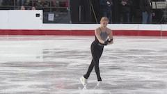 Une compétition relevée aux Championnats nationaux de patinage artistique