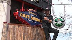Un bar montréalais rend hommage à P.K. Subban
