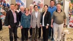 Marc-André Fabien élu à la tête du Comité paralympique canadien