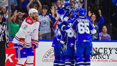 IceCaps 1 - Crunch 2 : faits saillants