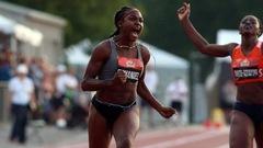 Crystal Emmanuel fracasse un record vieux de 34 ans