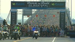 Marathon de Montréal: le 42km annulé en raison de la chaleur