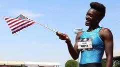 La championne du 100m haies des Jeux de Pékin suspendue pour dopage