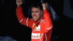 Vettel offre à Ferrari la victoire à Melbourne, Stroll abandonne