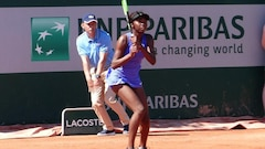 Abanda accède au tableau principal à Roland-Garros