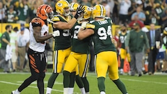 Les Packers gagnent en prolongation