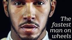 Lewis Hamilton fait la une du magazine <em>Time</em>