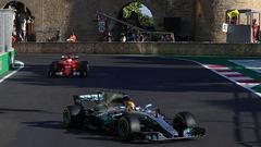 La FIA examinera l'incident de Bakou entre Vettel et Hamilton
