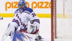 Zibanejad et Lundqvist se chargent des Leafs en tirs de barrage