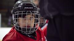 Le hockey pour une intégration de grande classe