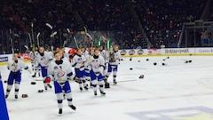 Tournoi pee-wee de Québec: un triomphe pour le hockey féminin