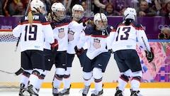 Les hockeyeuses s'entendent avec USA Hockey pour quatre ans