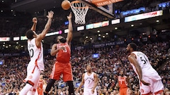 James Harden s'éclate contre les Raptors