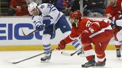 Joffrey Lupul croit que les Maple Leafs ont saboté son examen médical