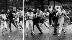Quand les femmes n'avaient pas le droit de courir