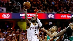 Irving et James récoltent 76 points dans un gain des Cavaliers