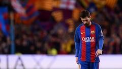 Le FC Barcelone éliminé en quarts de finale de la Ligue des champions
