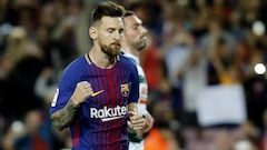 Messi fait oublier l'absence de Dembele
