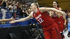 Fin de parcours pour Lizanne Murphy avec l'équipe canadienne de basketball