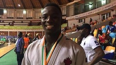 Louis Krieber-Gagnon récolte l'or aux Jeux de la Francophonie
