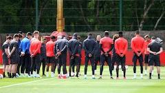 Le monde du sport réagit à la tragédie de Manchester