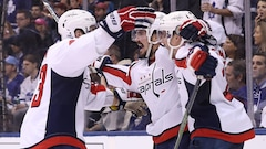 Capitals 2 - Maple Leafs 1 (prol.) : les faits saillants