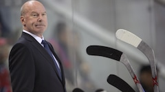 Mike Keenan, figure de proue du hockey chinois