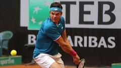 Raonic a rendez-vous avec Darcis à Roland-Garros