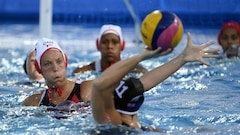 Water-polo : les Canadiennes en demi-finale