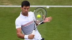 Djokovic en demi-finales à Eastbourne