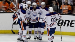 Oilers 5 - Ducks 3 : les faits saillants
