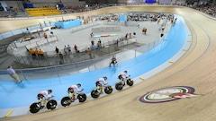 Milton obtiendrait la première Coupe du monde de cyclisme sur piste au Canada