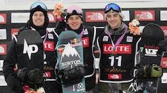 McMorris nommé dans l'équipe canadienne olympique, malgré ses blessures graves