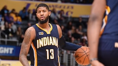 Les Lakers mis à l'amende pour approche illicite de Paul George
