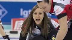 Les Canadiennes inarrêtables au Championnat du monde de curling