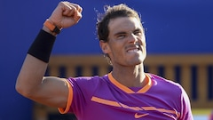 Nadal et Murray accèdent aux demi-finales à Barcelone