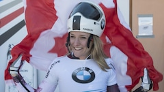 Mirela Rahneva, la révélation canadienne en skeleton