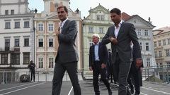 Roger Federer lance la Coupe Ryder du tennis
