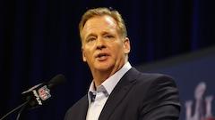 Le commissaire de la NFL ferme la porte au cannabis médicinal