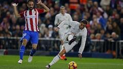 Nouveau duel entre le Real et l'Atlético Madrid en Ligue des champions