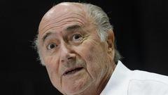 Joseph Blatter perd en appel, sa suspension maintenue