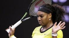 Des propos déplacés envers Serena Williams font l'objet d'une enquête