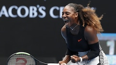Serena Williams rejoint Venus en quarts de finale