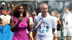 Serena se moque de l'opinion de McEnroe