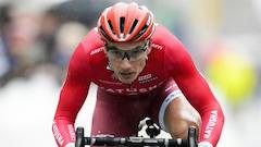Spilak prend la tête du Tour de Suisse, Duschesne abandonne