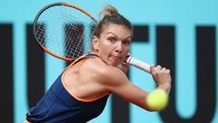 Roland-Garros : Halep incertaine, Bouchard s'entraîne