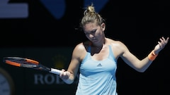 Simona Halep éliminée au premier tour à Melbourne