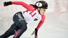 Les patineurs canadiens sur courte piste privés d'une Coupe du monde, faute de budget