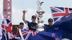 La Coupe de l'America aux Néo-Zélandais