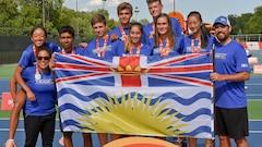 Jeux du Canada : mission accomplie pour la Colombie-Britannique